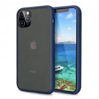 Чехол Накладка для iPhone 11 Avenger Case (blue)