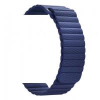 Ремешок для Apple Watch Leather Loop 38mm (miidnight blue)