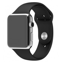 Ремешок-браслет для Apple watch 42mm silicon Sport Nike