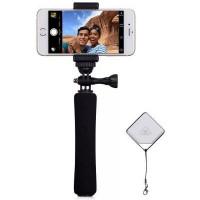 Selfie Stick Baseus Fully Folding Black-Gold