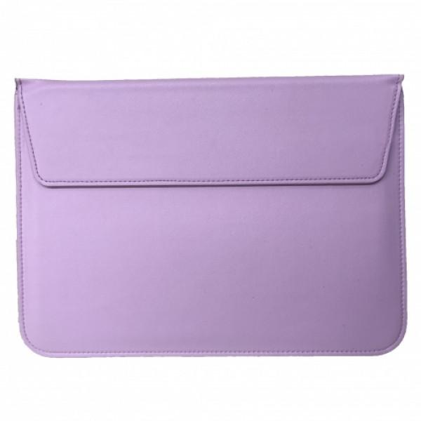 Чехол-конверт MacBook 13 PU sleeve bag (Lavander)
