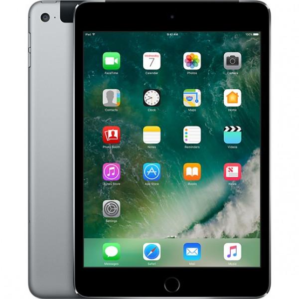 Apple iPad mini 4 Wi-Fi + Cellular 32GB Space Gray (MNWP2, MNWE2R)