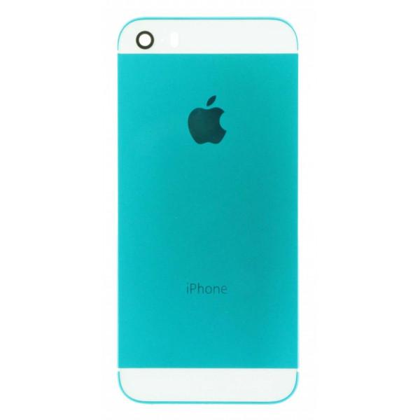 Замена корпуса с кнопками iPhone 5 (White)