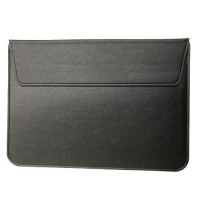 "Сумка для MacBook 15"" Cartione PU Leather Bag (black)"