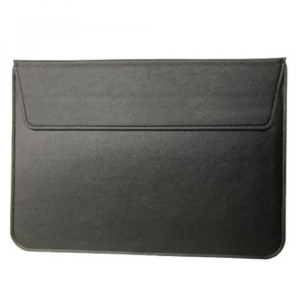 "Сумка для MacBook 15"" Cartione PU Leather Bag (black)"