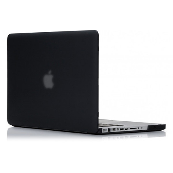 Чехол накладка MacBook Pro Retina 13 Shield Ultra-Slim Cover&Palm (Черный) (Пластик)