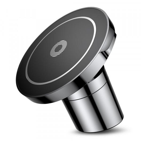 Авто Держатель Baseus Big Ears + Charger iQ (Black)