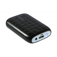 Портативное зарядное устройство Proda Power Box Lovely (12000mAh) (Черный)