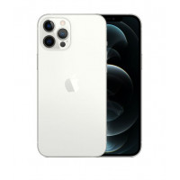 Apple iPhone 12 Pro Max 256GB (Silver) (MGDD3)