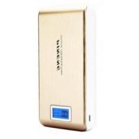 Портативное зарядное устройство PINENG POWER BANK (15000mAh) (Золотой)