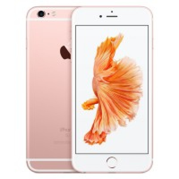 Apple iPhone 6s 128GB (Rose Gold) (MKQW2)