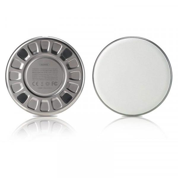 Беспроводное зарядное устройство Remax RP-W10 (silver)