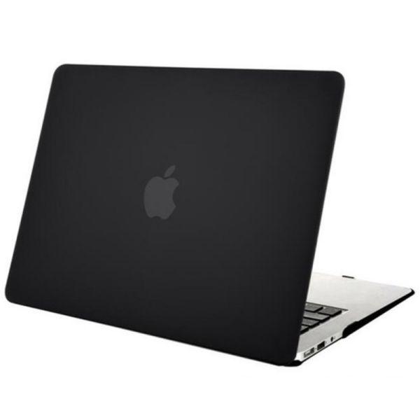 Чехол накладка MacBook Pro 13 Retina DDC Case (Матовый/Черный) (Пластик)