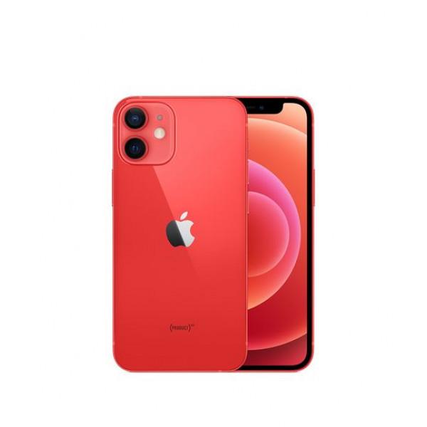 Apple iPhone 12 Mini 64GB (PRODUCT)RED (MGE03)