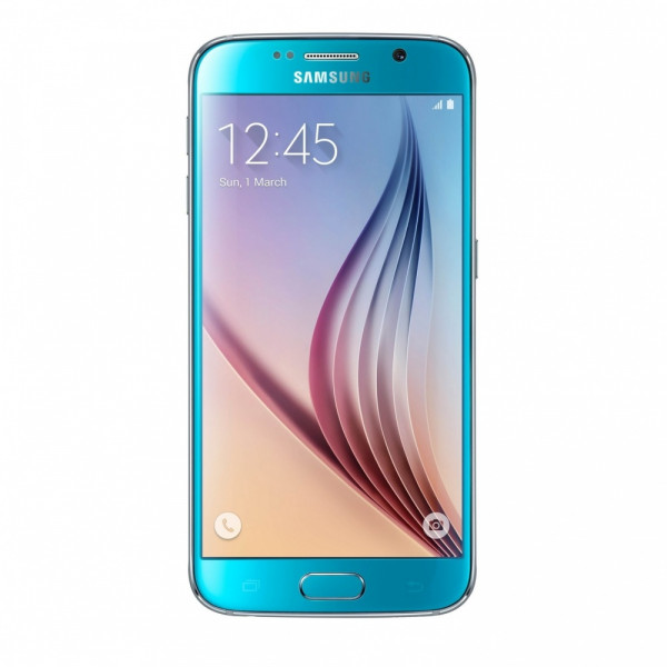 Samsung G920F Galaxy S6 32GB (Blue Topaz)