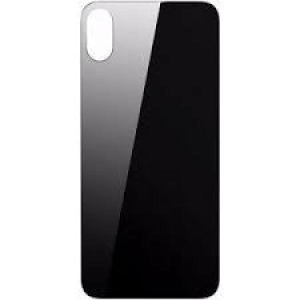 Защитные стекла для iPhone X Baseus Back Glass (Black)