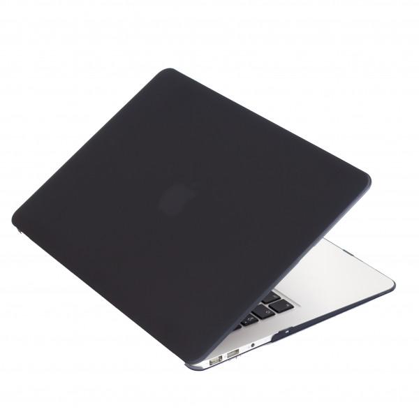 Чехол накладка MacBook Air 11.6 Slim Case (Черный) (Матовый)
