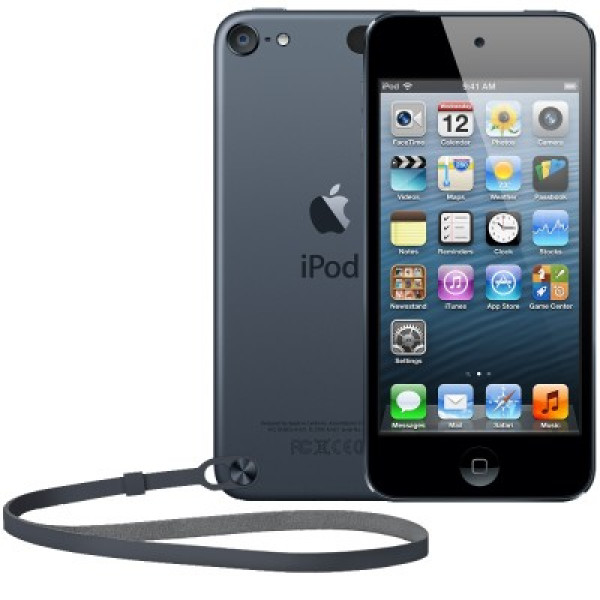 Apple iPod touch 5Gen 32Gb (Space Gray) (Black) (MD723, ME978)