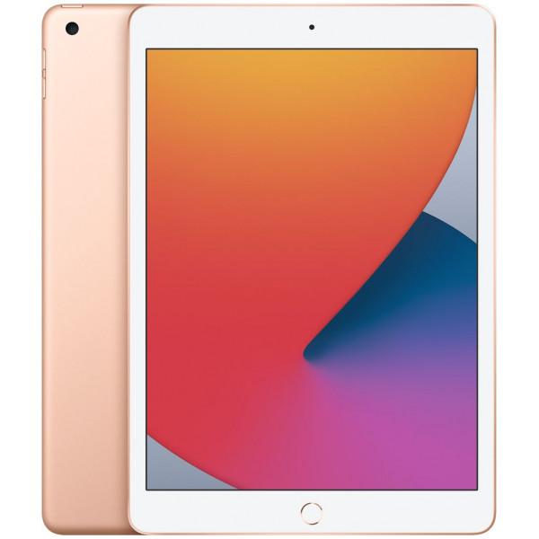 """Apple iPad 10.2"""" 2020 128Gb Wi-Fi Gold (MYLF2)"""