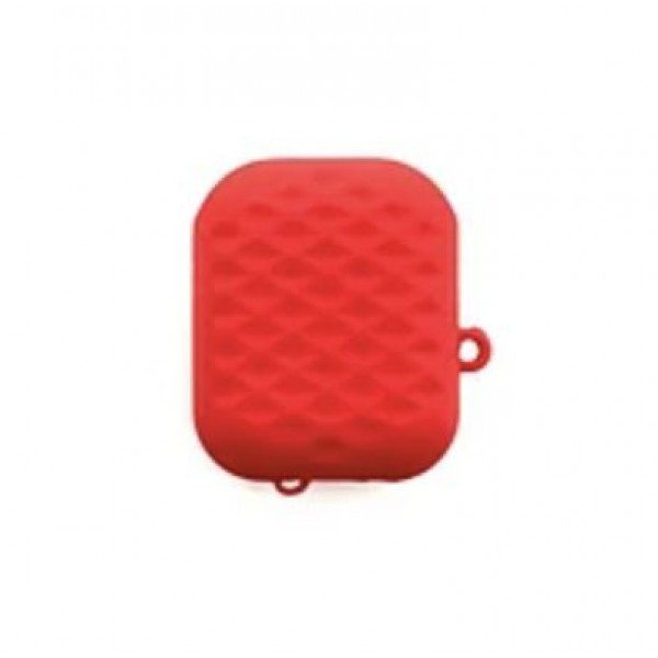 Чехол для AirPods Wiwu Shell Origami Case (red)