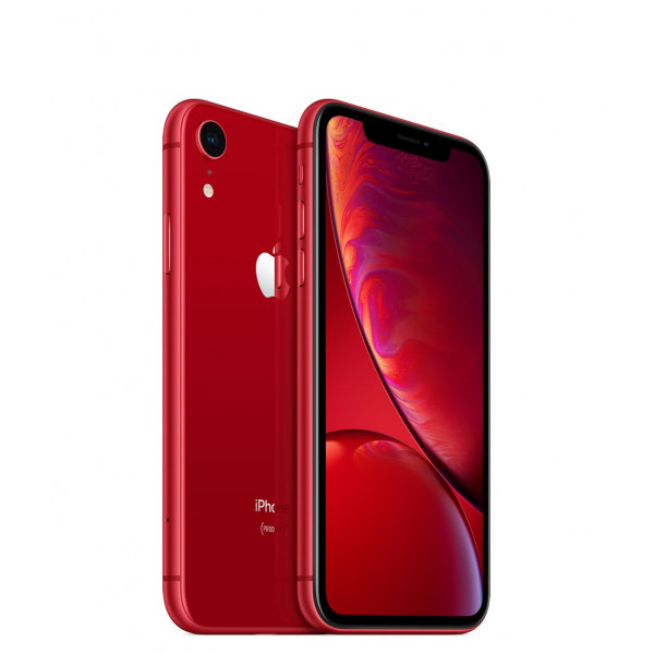 Apple iPhone XR Dual Sim 128GB (Product Red) (MT1D2)