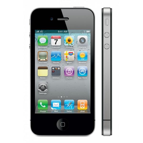 Apple iPhone 4S 8GB (Black) (Used)