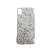 Чехол накладка iPhone Xs Max  Magic Brilliance (silver)