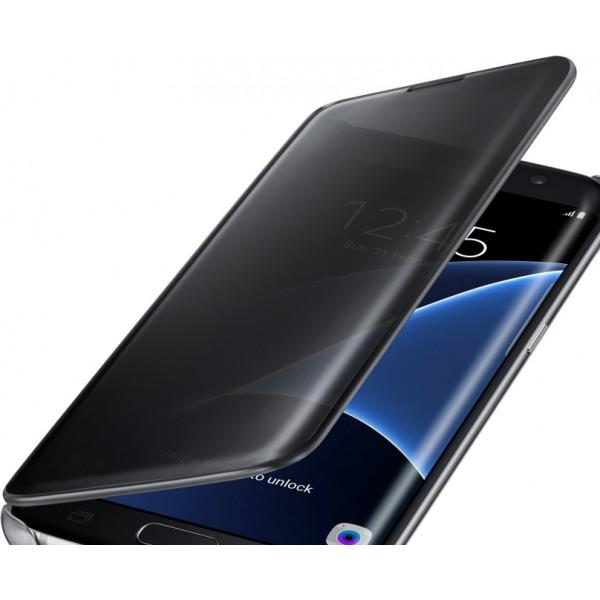 Чехол  книжка Original для Samsung S7 Edge Black