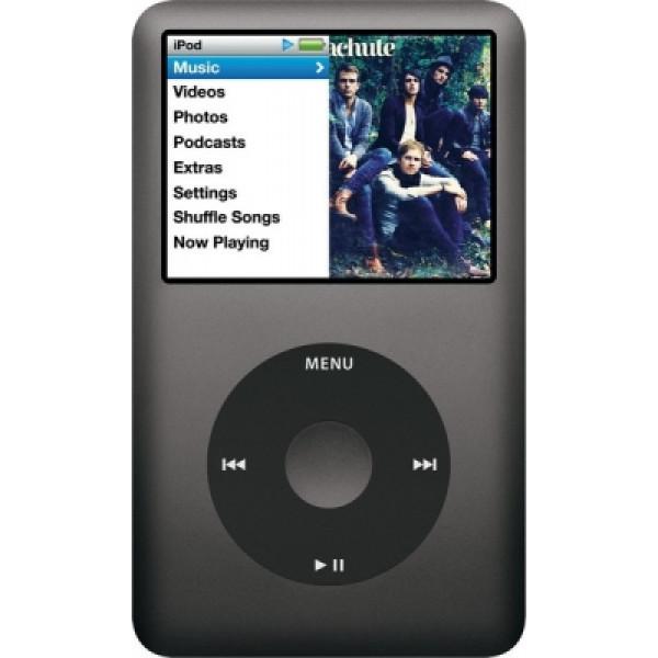 Apple iPod classic 7Gen 160GB Black (MC297)
