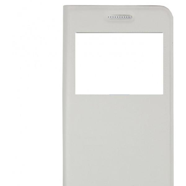 чехол книжка Hozis  для Samsung Galaxy A510 White
