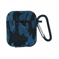 Чехол для AirPods Military Silicone Case (Colorful)