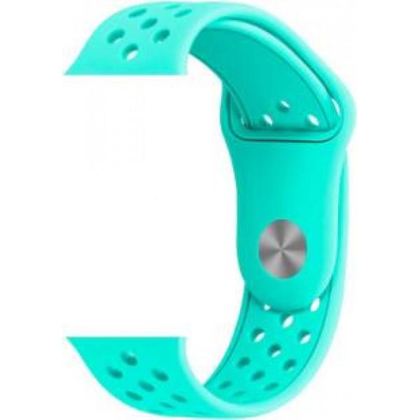 Ремешок-браслет для Apple Watch 38mm Sport Honeycomb (mint )