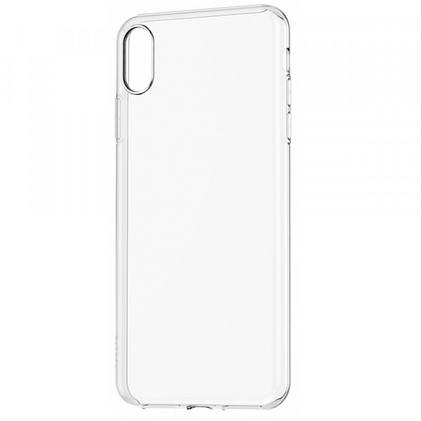 Чехол накладка iPhone Xr Rock Pure (transparent)