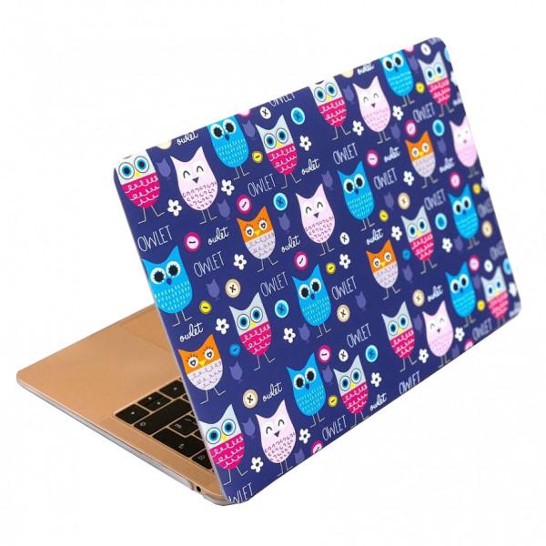 Чехол накладка MacBook Air 13 (2018-2020) DDC HardCase Colorful (Матовый) (Пластик)