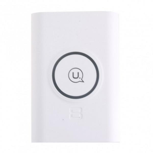Портативное зарядное устройство Usams Power bank 8000mAh US-CD31 (white)