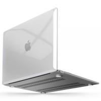 Чехол накладка MacBook Pro Retina 15 Shield Ultra-Slim Cover&Palm (Прозрачный) (Пластик)
