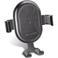Автомобильное зарядное устройство G-Case Roadeasy Series Holder + Charger WCPH03 (black)