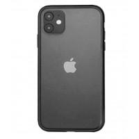 Чехол Накладка для iPhone 11 Shining Matte Case (gray)