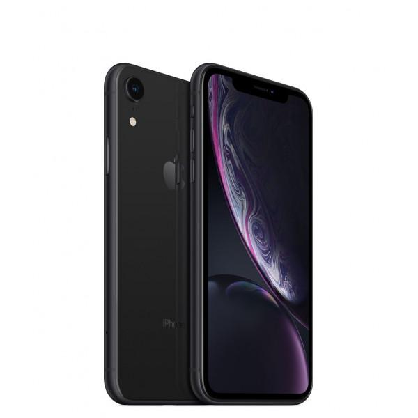 Apple iPhone XR Dual Sim 256GB (Black) (MT1H2)