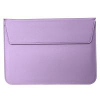 Чехол-конверт MacBook 15 PU seleeve bag (Lavander)