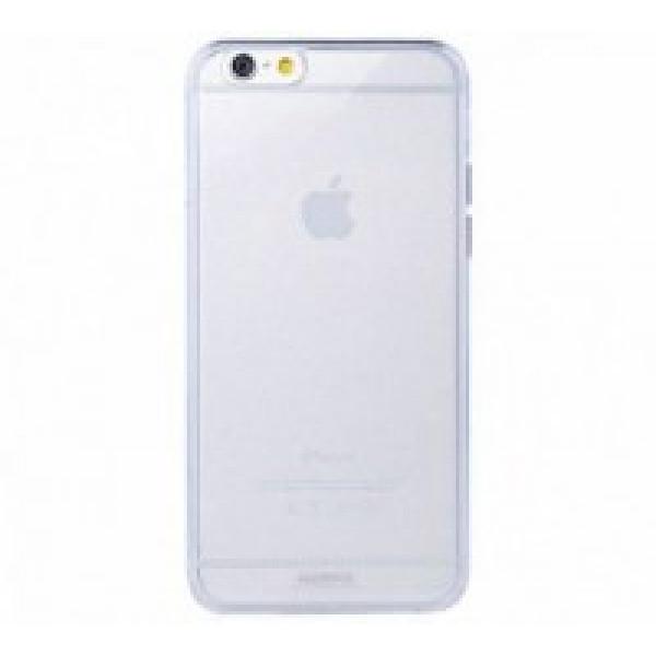 Чехол Накладка для iPhone 6 REMAX Pudding Case (Прозрачный T) (Силикон)