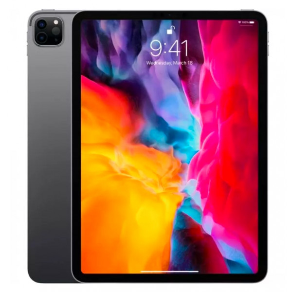 Apple iPad Pro 12.9 2020 Wi-Fi 1TB Space Gray (MXAX2)