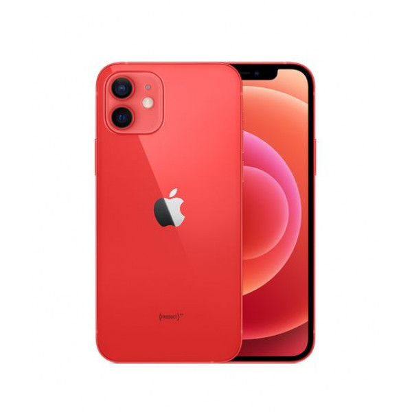 Apple iPhone 12 128GB (PRODUCT)RED (MGJD3)