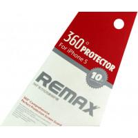 Защитная Пленка для iPhone 5/5S  REMAX (360) (Глянцевый)