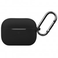Чехол для AirPods Pro Good Case Silicone (Black)