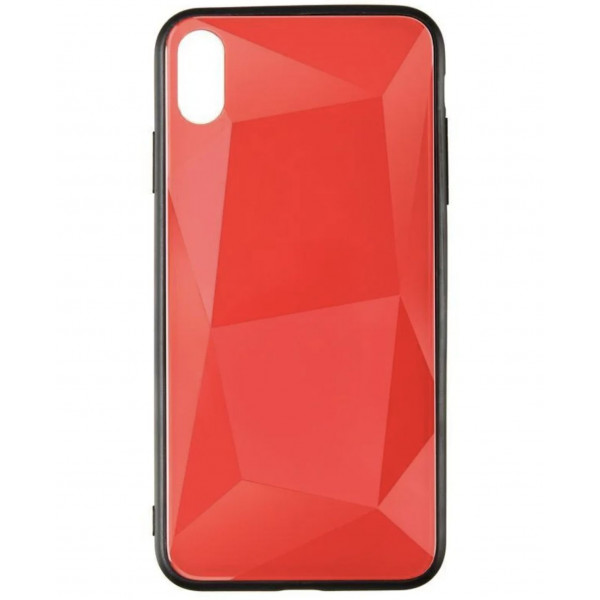 Чехол накладка iPhone Xs Max Baseus Prizma  Case (red)