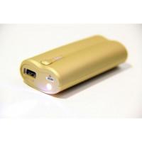 Портативное зарядное устройство iMAX POWER BANK (5000mAh) (gold)