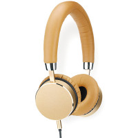 Наушники ROCK Muma Stereo Headphone RAU0512 Tarnish Beige