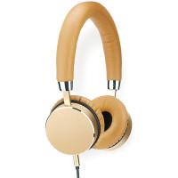 Наушники ROCK Muma Stereo Headphone RAU0512 Tarnish Beige