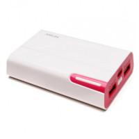 Портативное зарядное устройство ARUN SMART POWER BANK (10400mAh) (Белый)